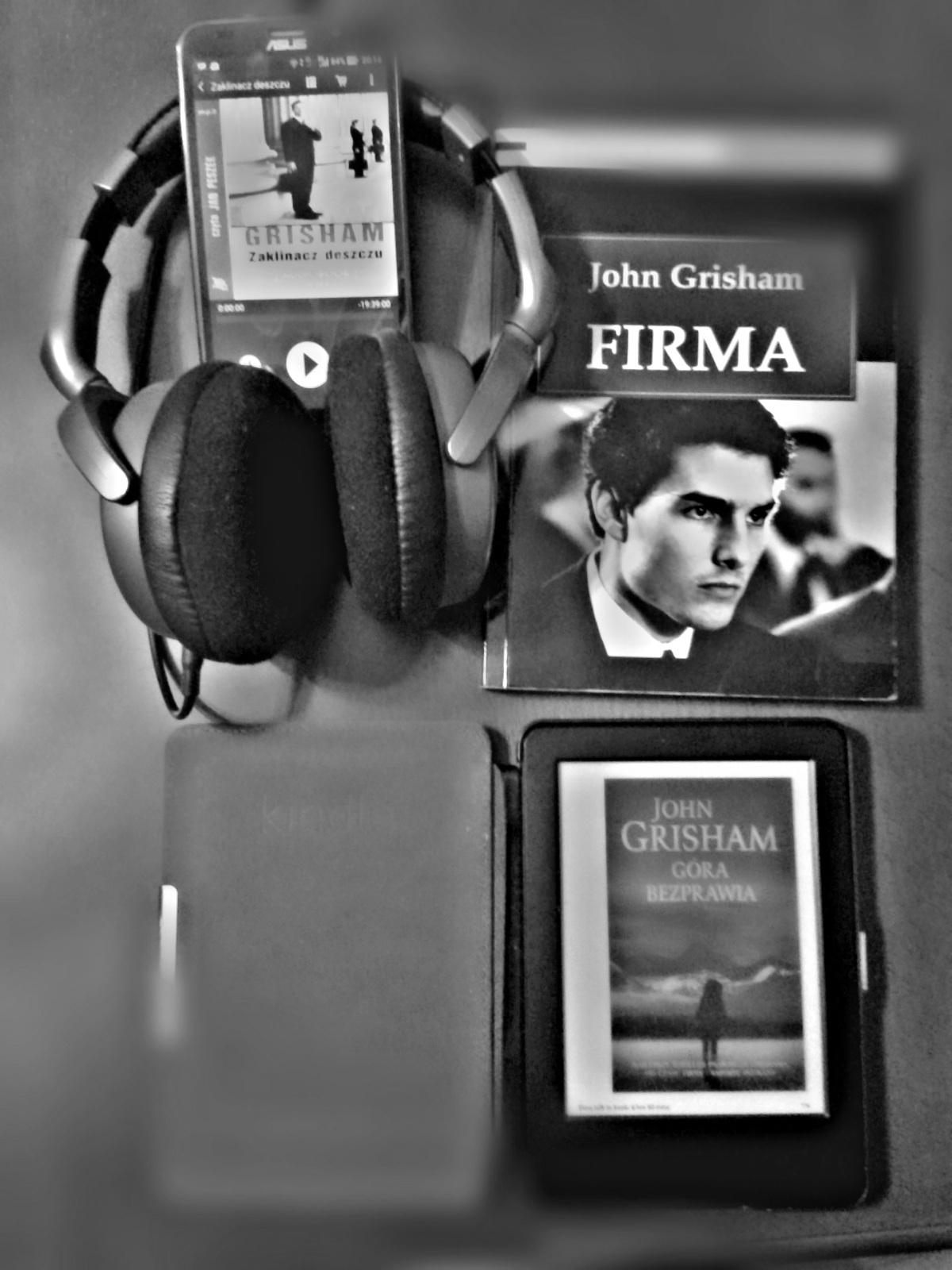 Książka, ebook czy audiobook