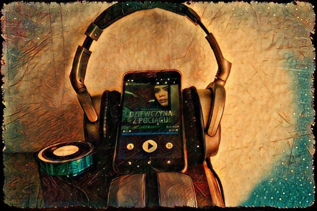 Dziewczyna z pociągu-audiobook