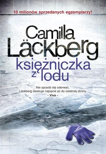Księżniczka z lodu - Camilla Lackberg
