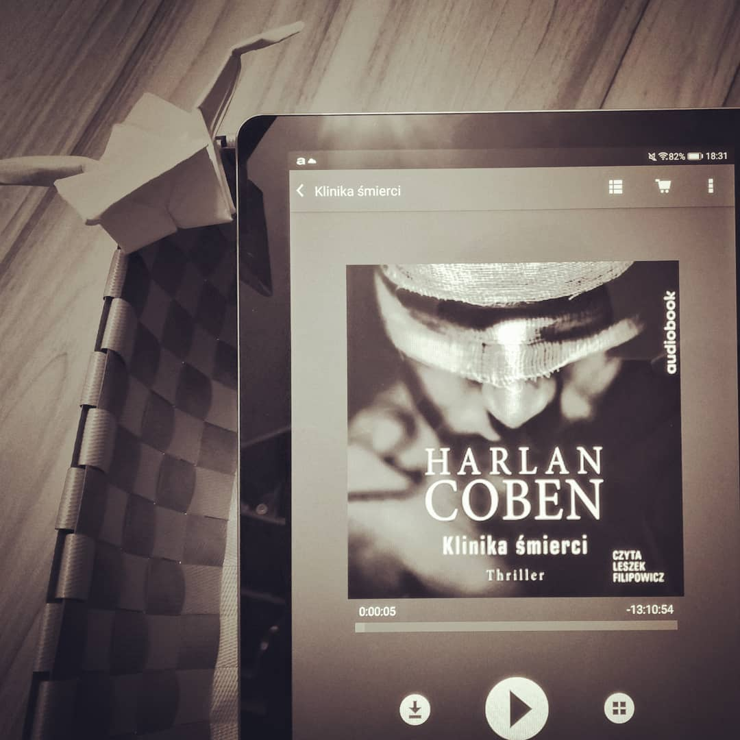 Klinika śmierci – Harlan Coben