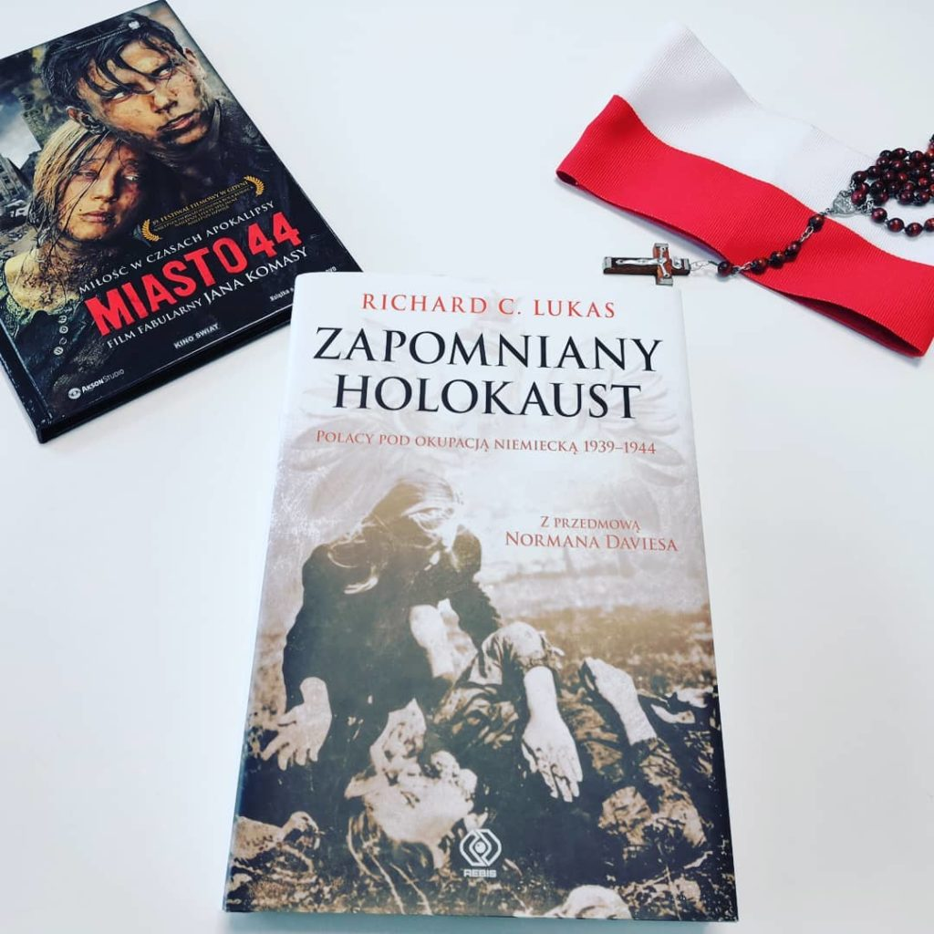 Zapomniany holokaust - Richard C. Lukas - czytoholik