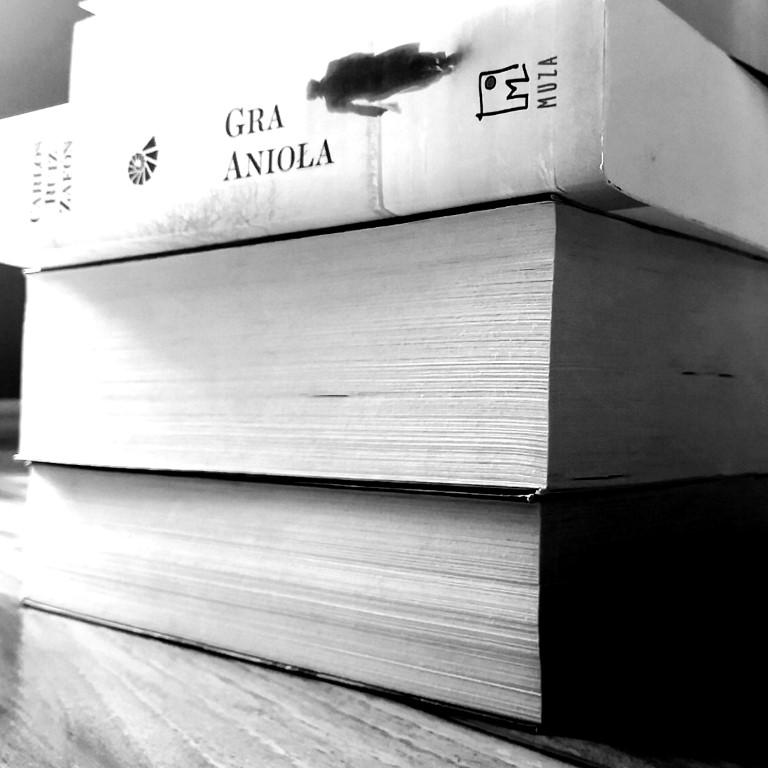Gra Anioła - Carlos Ruiz Zafon - czytoholik