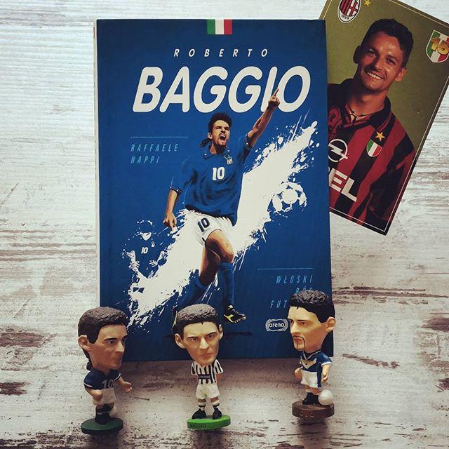 Roberto Baggio. Włoski bóg futbolu - Raffaele Nappi - czytoholik