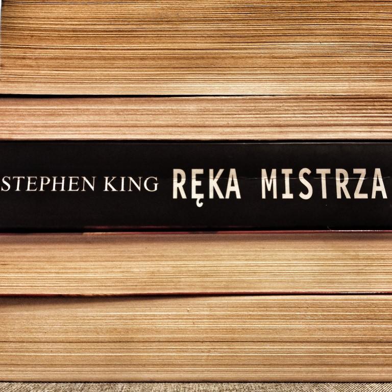 Ręka mistrza - Stephen King - czytoholik