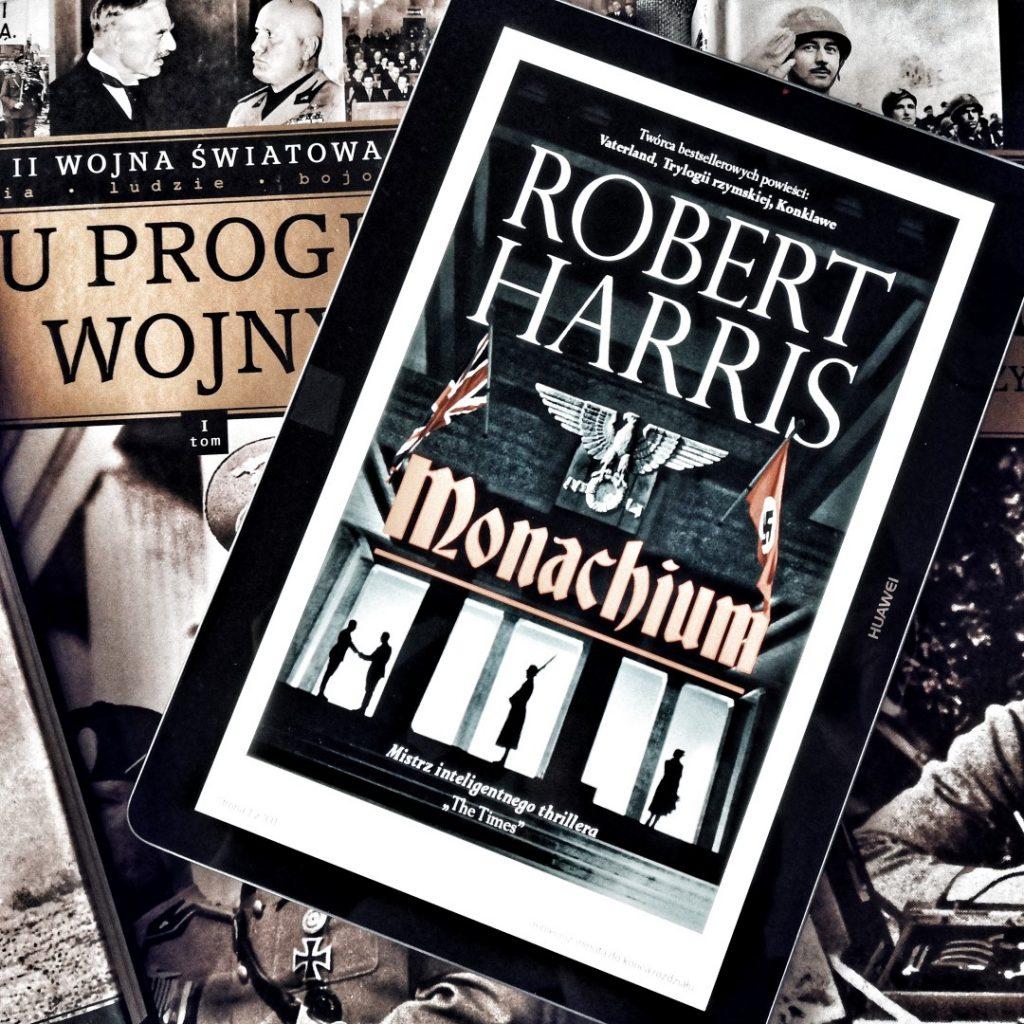 Monachium - Robert Harris - czytoholik