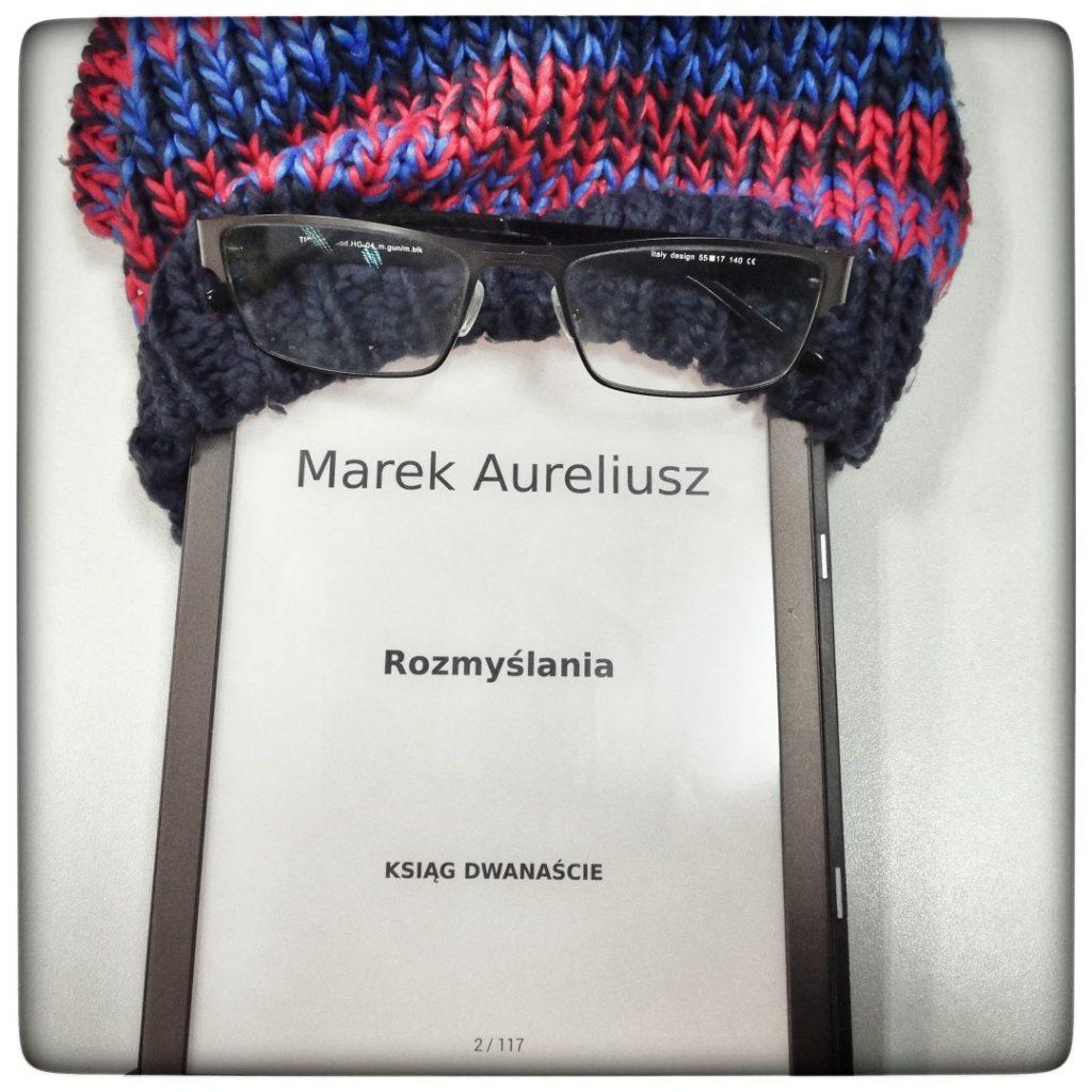 Rozmyślania - Marek Aureliusz - czytoholik