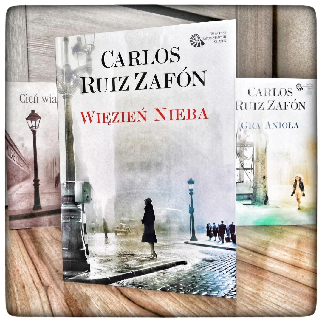 Więzień nieba - Carlos Ruiz Zafon - czytoholik