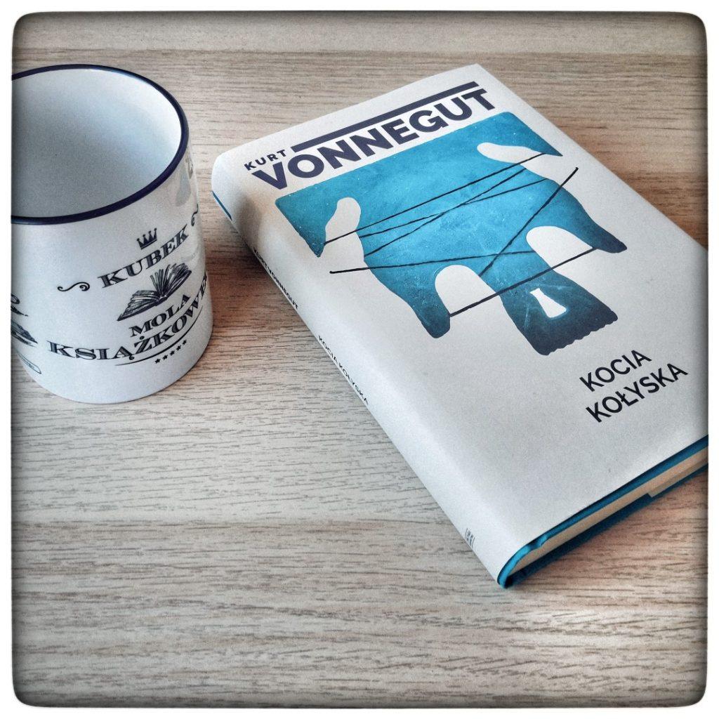 Kocia kołyska - Kurt Vonnegut - czytoholik