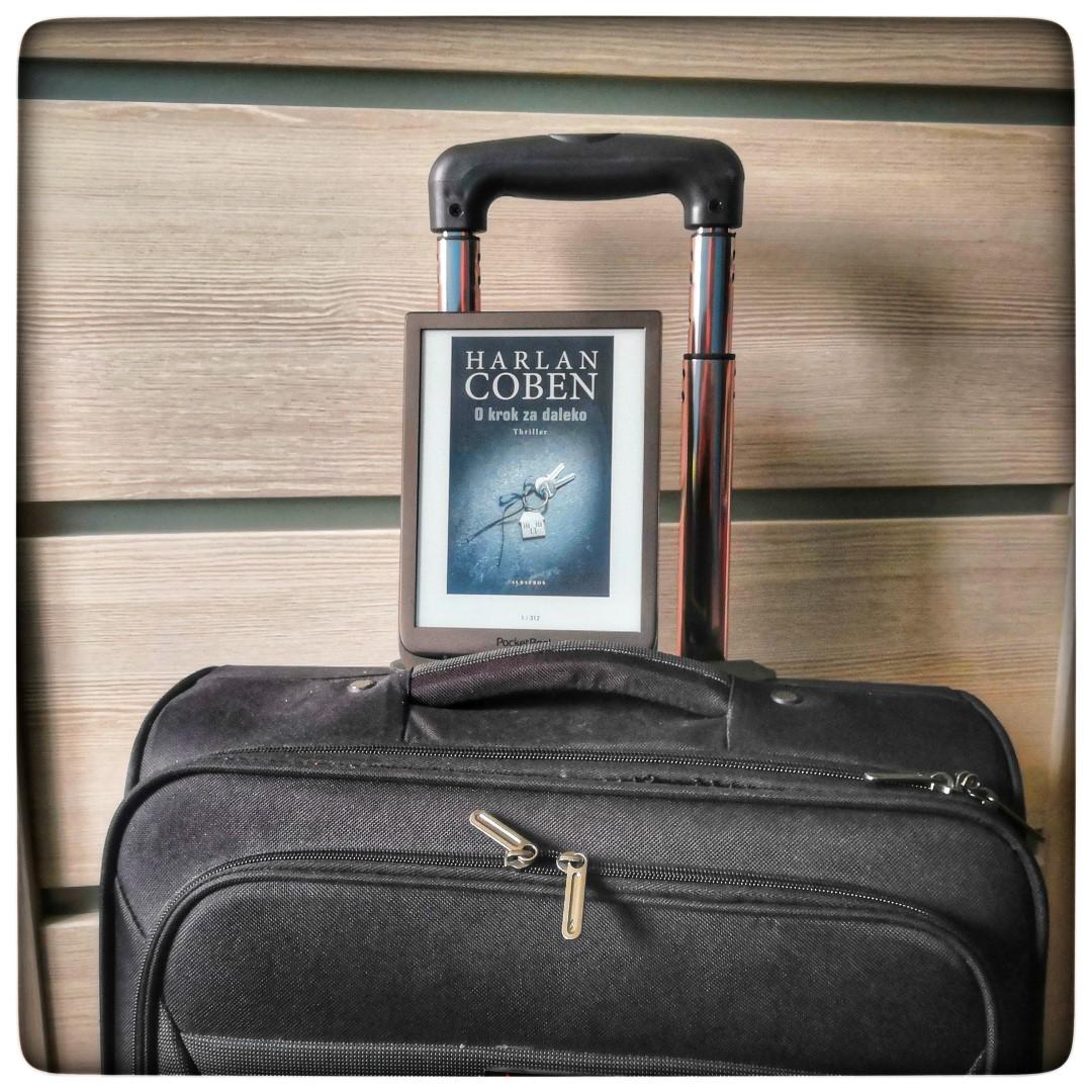 O krok za daleko - Harlan Coben - czytoholik