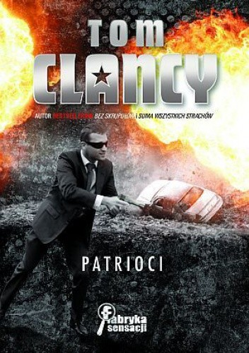 Czas patriotów - Tom Clancy