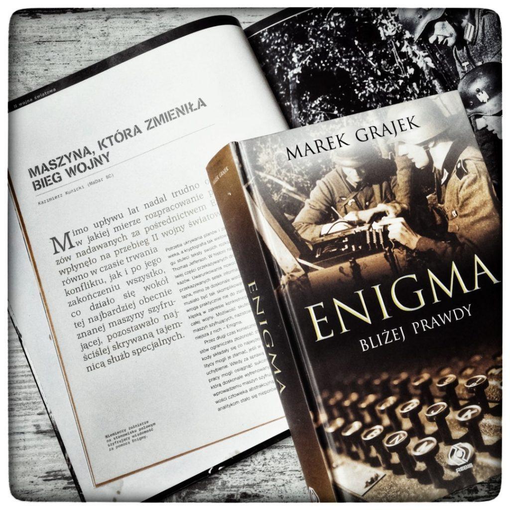 Enigma. Bliżej prawdy - Marek Grajek - czytoholik