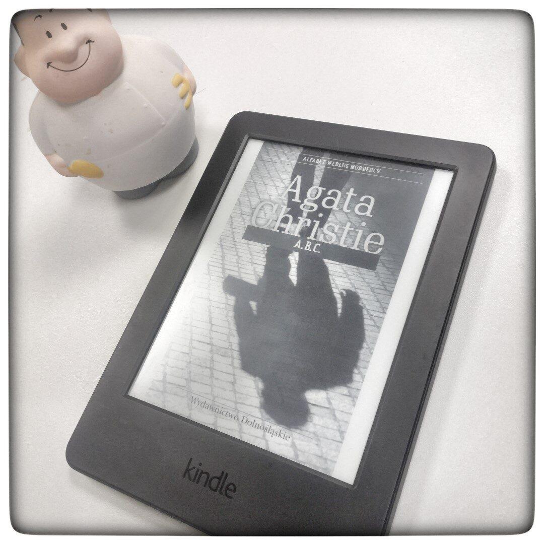 A.B.C. - Agatha Christie - czytoholik