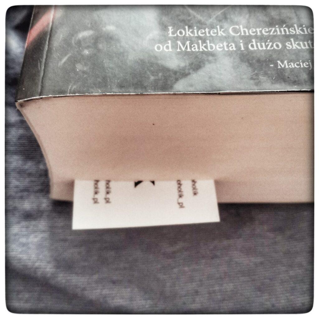 Płomienna korona - Elżbieta Cherezińska - czytoholik