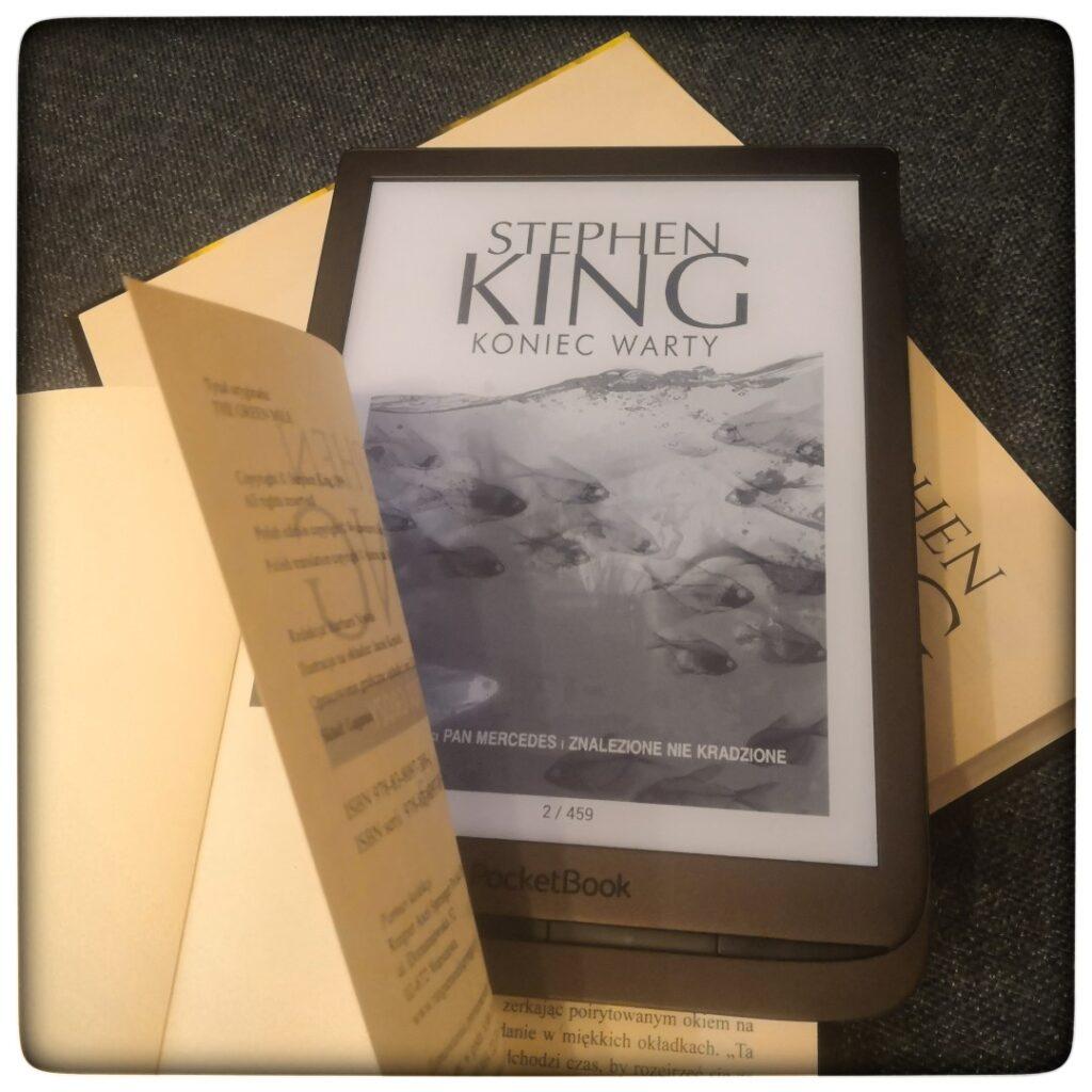 Koniec warty - Stephen King - czytoholik