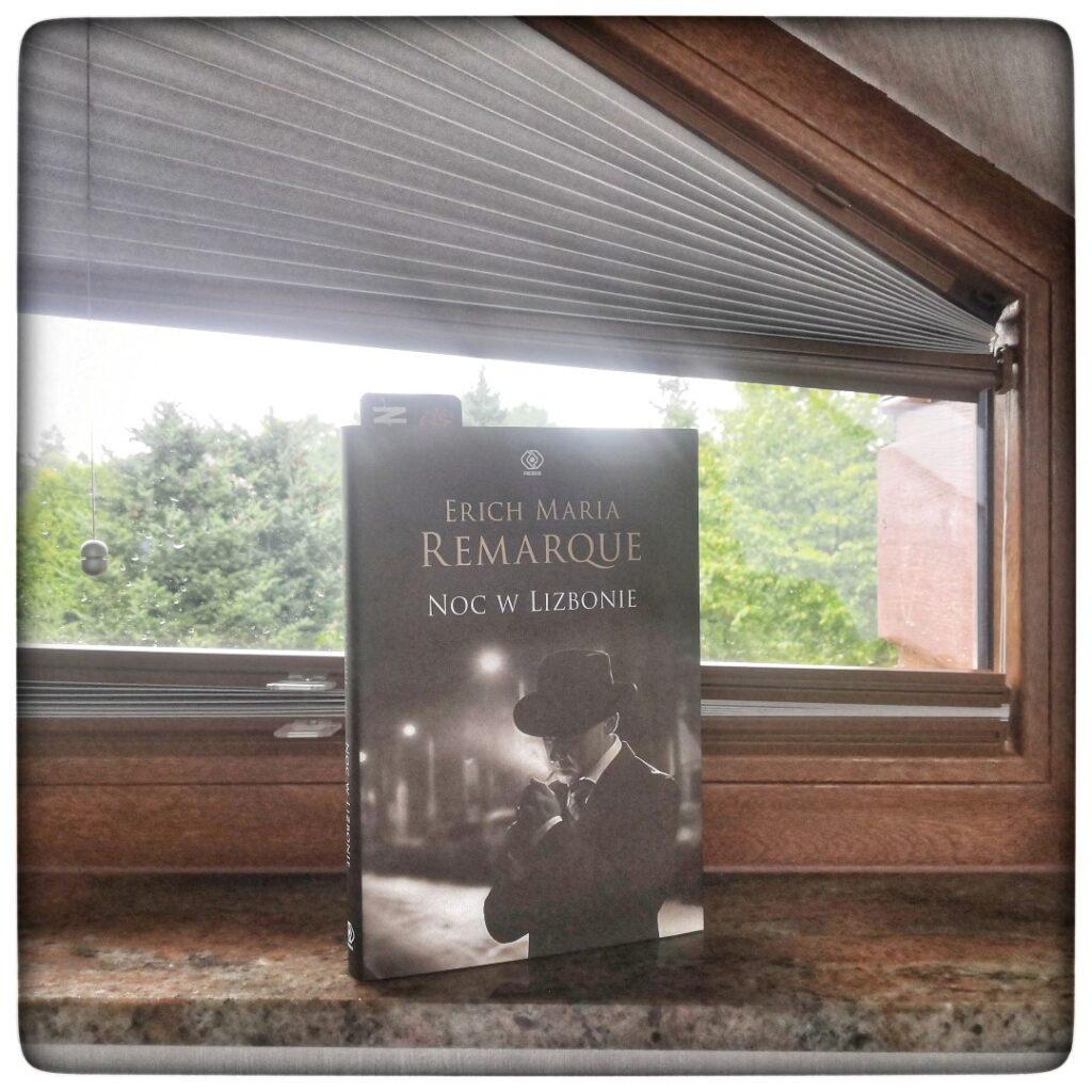 Noc w Lizbonie - Erich Maria Remarque - czytoholik