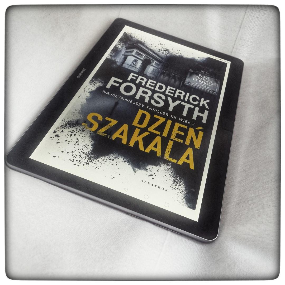 Dzień Szakala - Frederick Forsyth - czytoholik