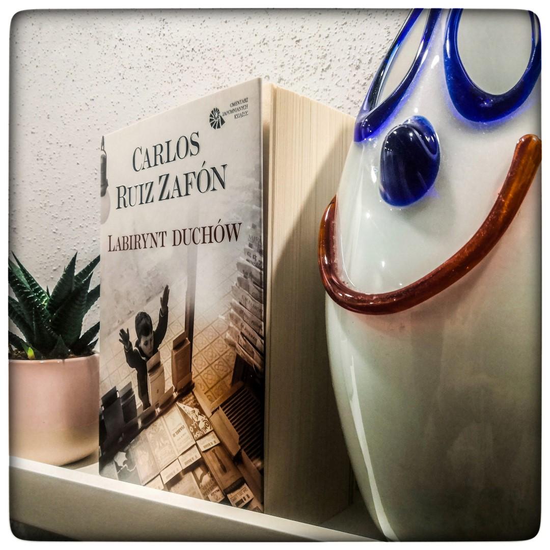 Labirynt duchów - Carlos Ruiz Zafon - czytoholik