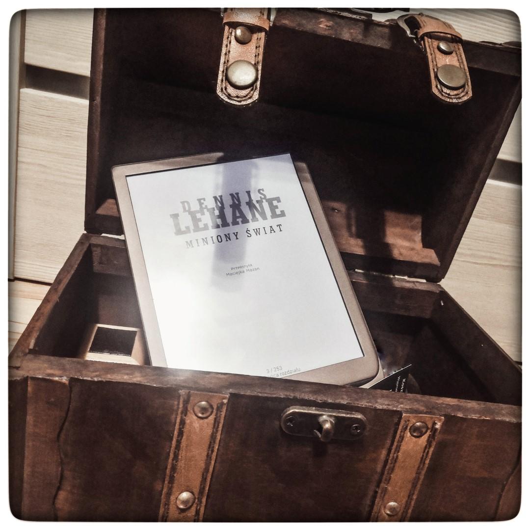 Miniony świat - Dennis Lehane - czytoholik