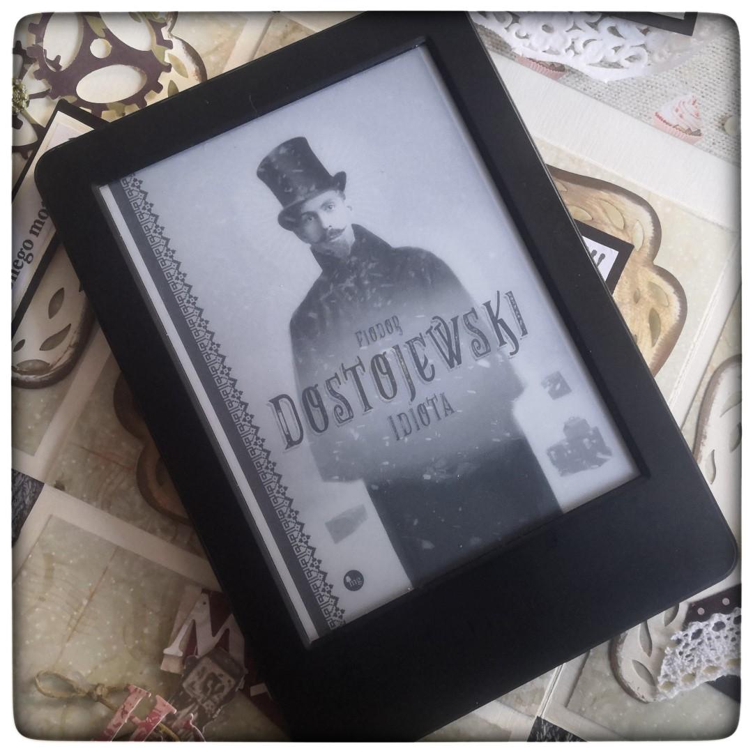Idiota - Fiodor Dostojewski - czytoholik