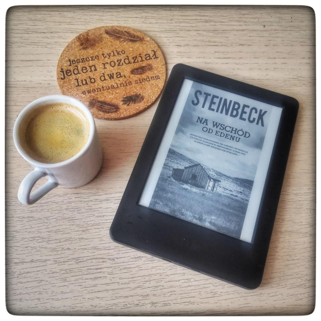 Na wschód od Edenu - John Steinbeck - czytoholik