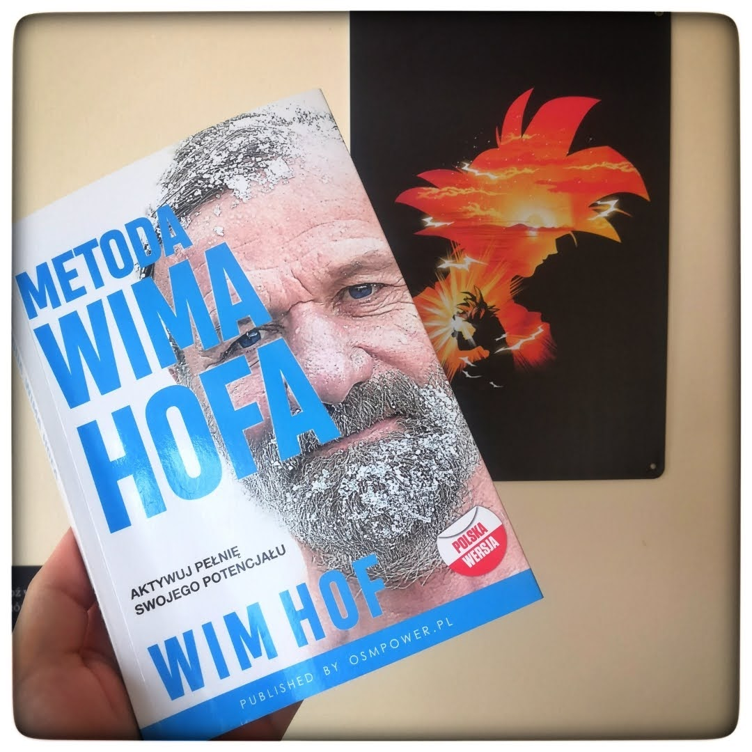 Wim Hof - Metoda Wima Hofa - czytoholik